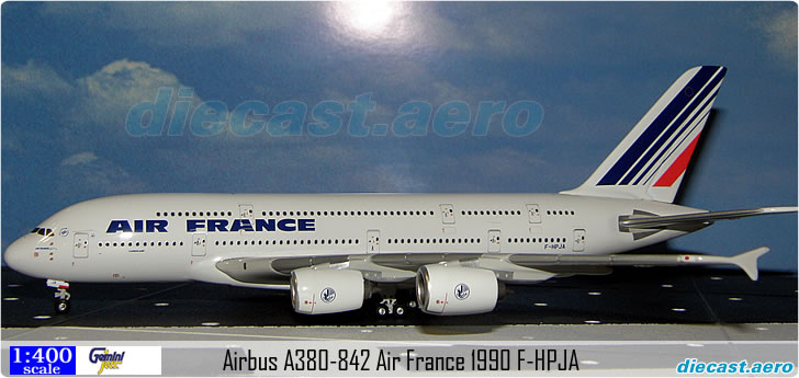 Airbus A380-842 Air France 1990 F-HPJA