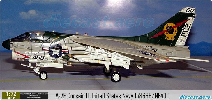 A-7E Corsair II United States Navy 158666/NE400