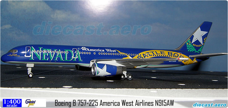 Boeing B 757-225 America West Airlines N915AW