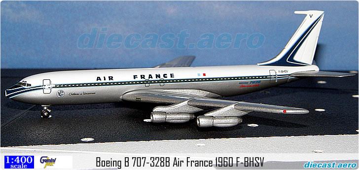 Boeing B 707-328B Air France 1960 F-BHSV