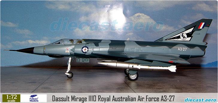 Dassault Mirage IIIO Royal Australian Air Force A3-27