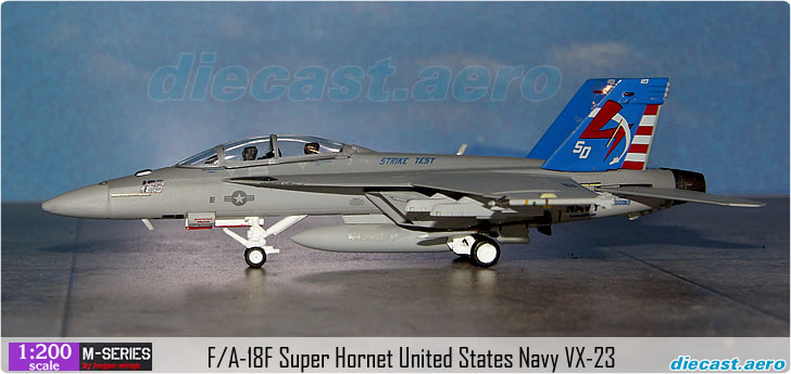 F/A-18F Super Hornet United States Navy VX-23