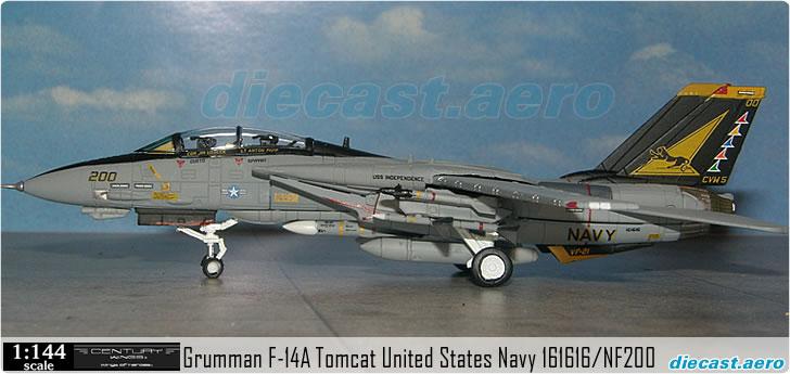 Grumman F-14A Tomcat United States Navy 161616/NF200