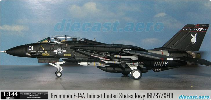 Grumman F-14A Tomcat United States Navy 161287/XF01