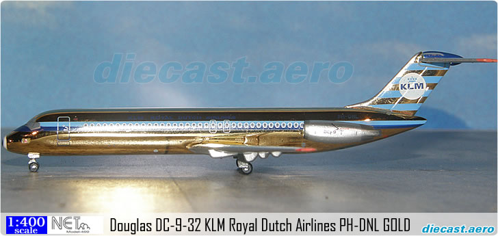 Douglas DC-9-32 KLM Royal Dutch Airlines PH-DNL