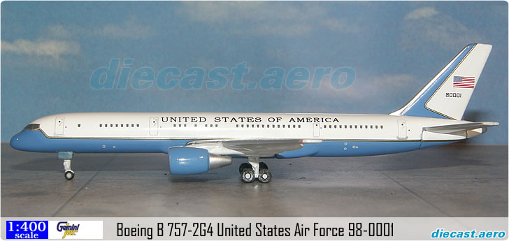 Boeing B 757-2G4 United States Air Force 98-0001