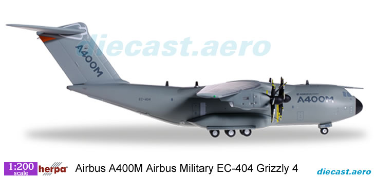 Airbus A400M Airbus Military EC-404 Grizzly 4