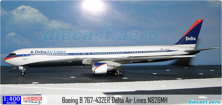 Boeing B 767-432ER Delta Air Lines N826MH