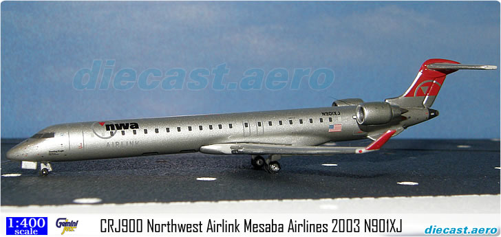 CRJ900 Northwest Airlink Mesaba Airlines 2003 N901XJ
