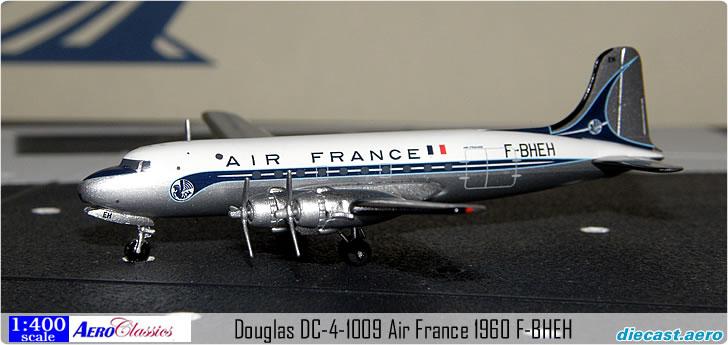 Douglas DC-4-1009 Air France 1960 F-BHEH