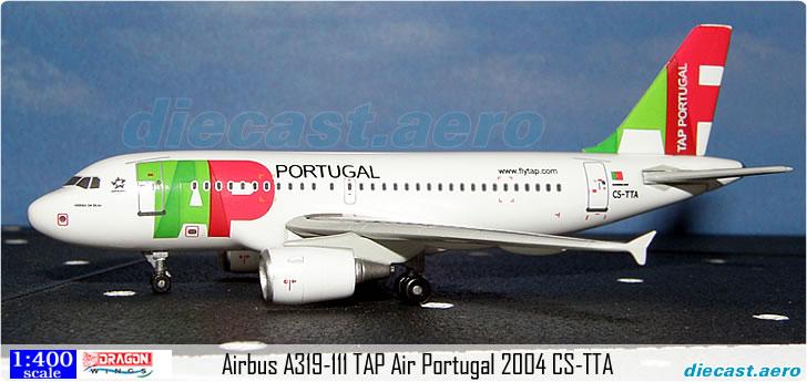 Airbus A319-111 TAP Air Portugal 2004 CS-TTA