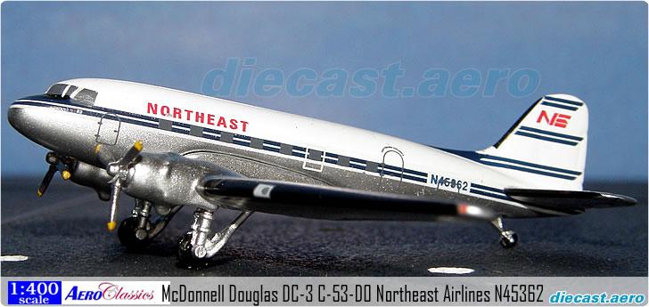 McDonnell Douglas DC-3 C-53-DO Northeast Airlines N45362