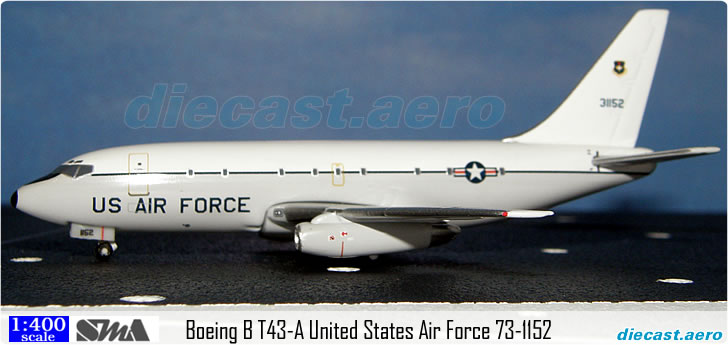 Boeing B T43-A United States Air Force 73-1152