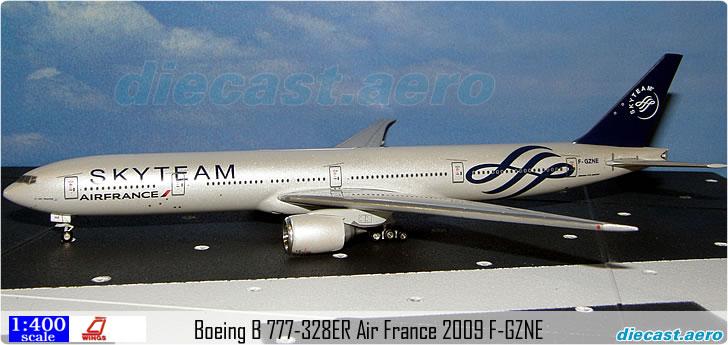 Boeing B 777-328ER Air France 2009 F-GZNE