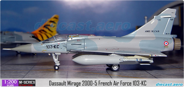 Dassault Mirage 2000C French Air Force 103-KC